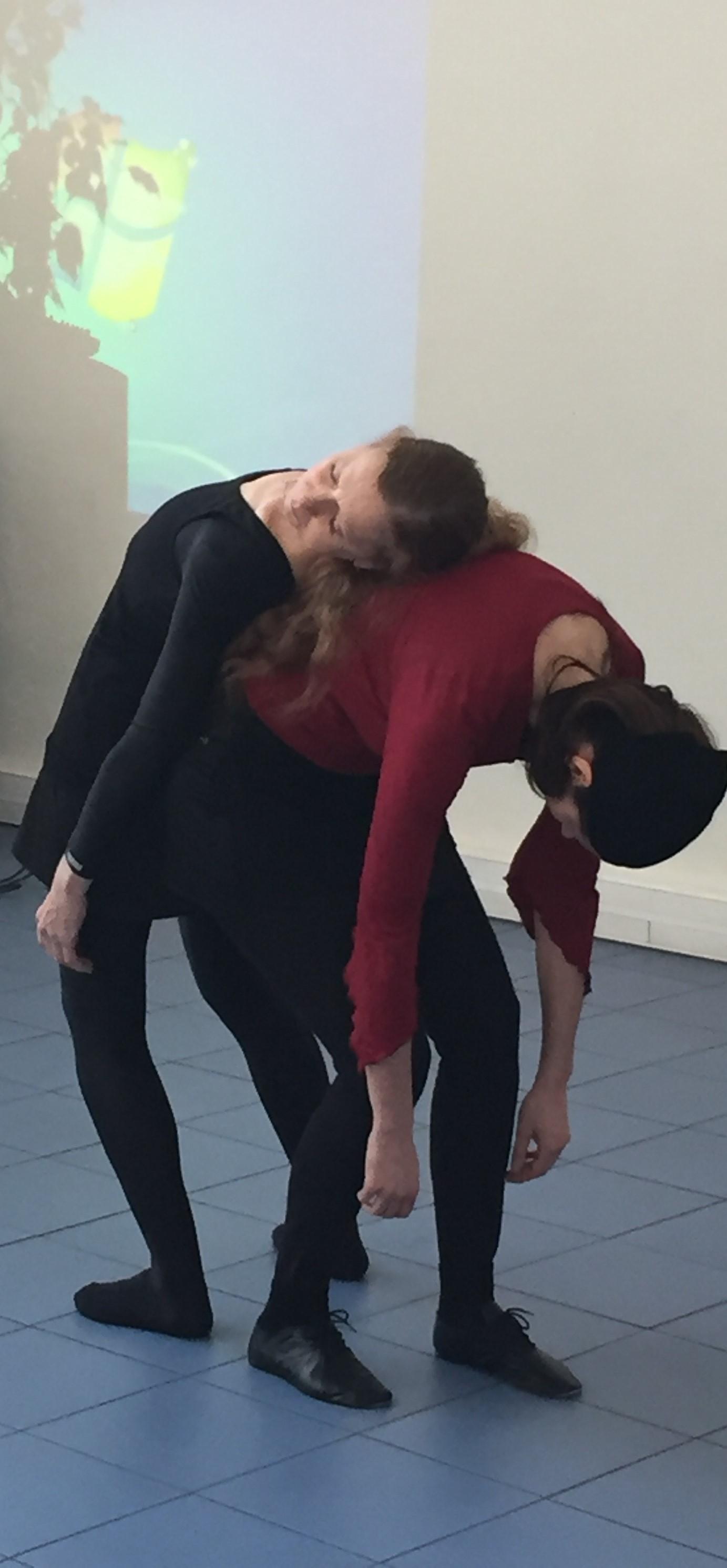 Cours de Danse Adultes - Orlane Vignaud Paris 15ème
